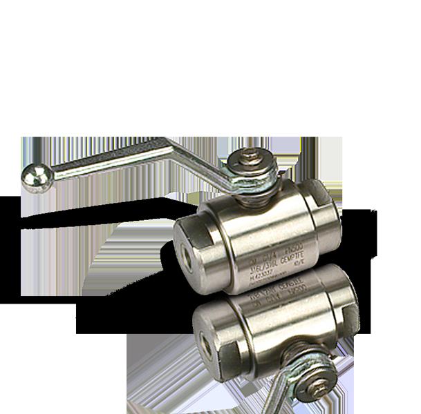 Val-Fluid tecnologies con maniglia metallo