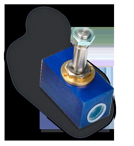Val-Fluid sezione Elettrovalvole ad azionamento pneumatico
