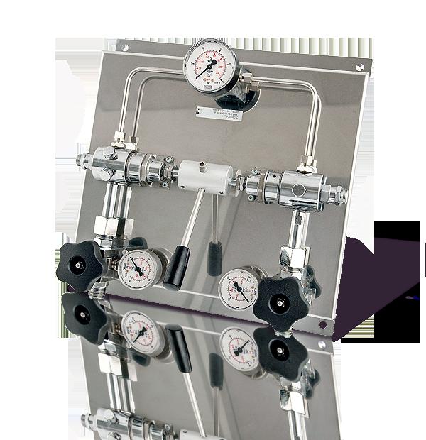 Pannello QSLM-2000 Valfluid